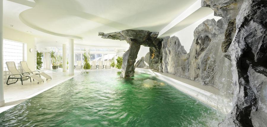 Hotel Saalbacherhof, Saalbach, Austria - indoor swimming pool.jpg